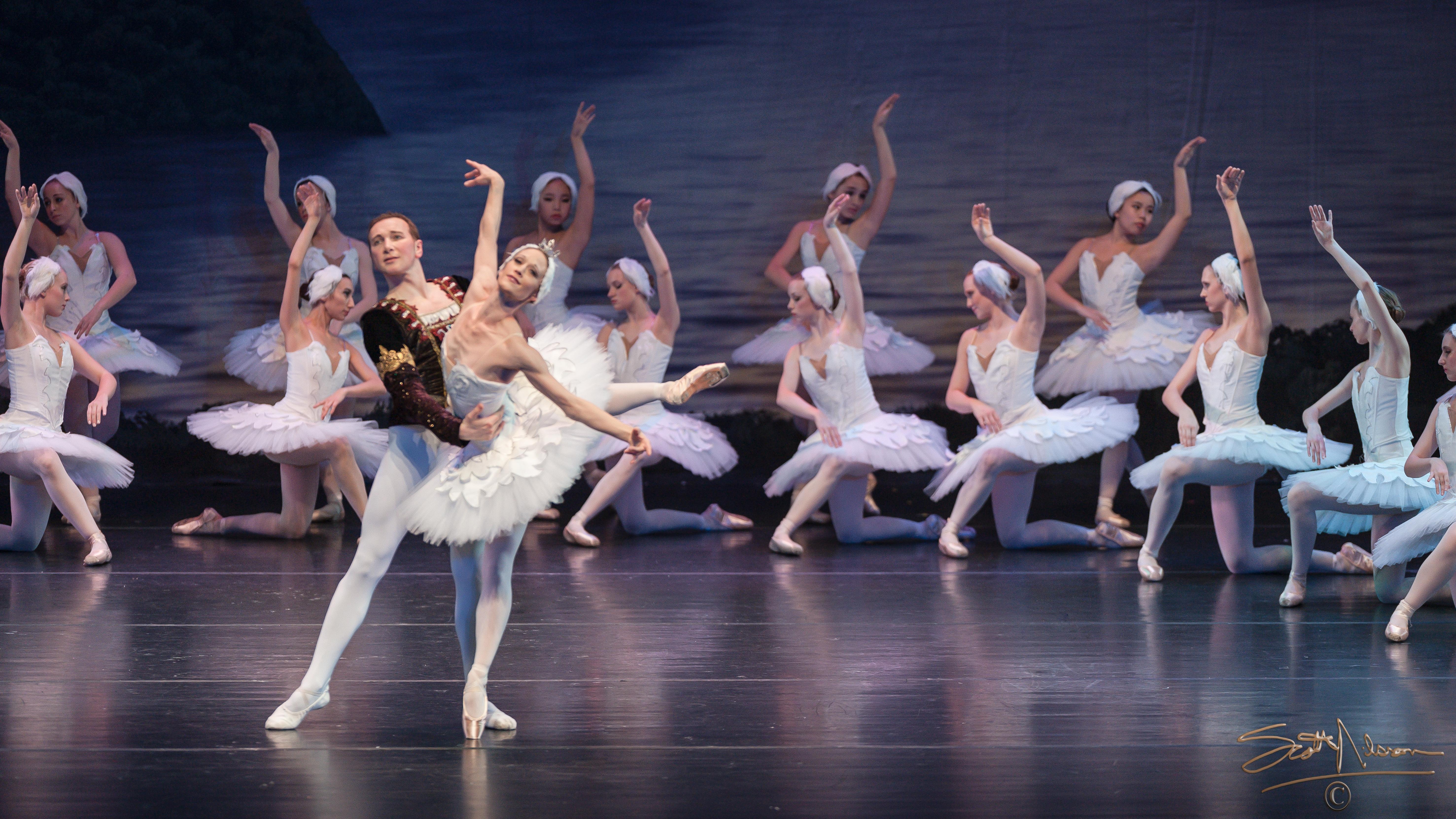 North Atlanta Dance Theatre – Swan Lake 2012