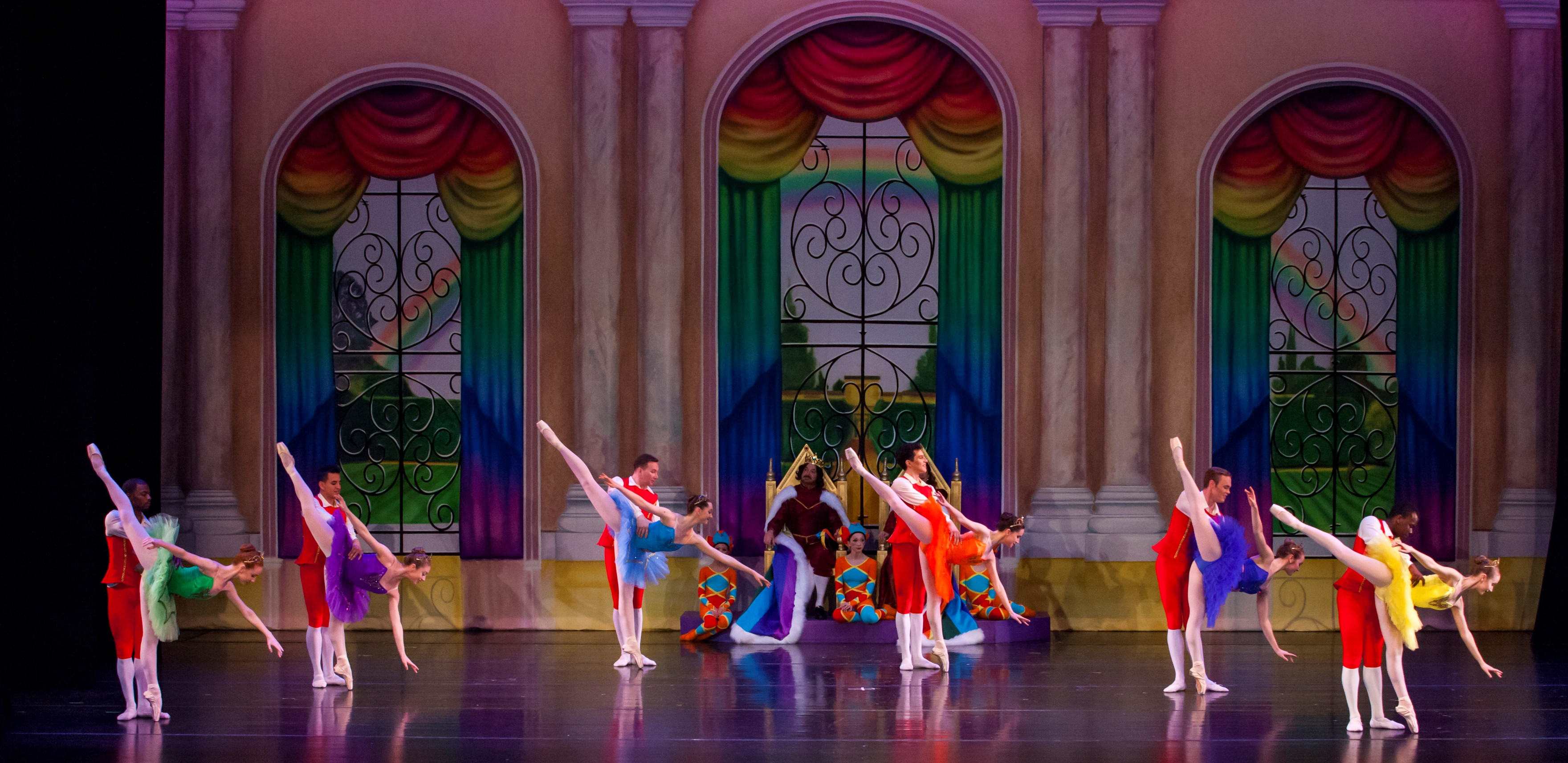 The Rainbow King- Night–10