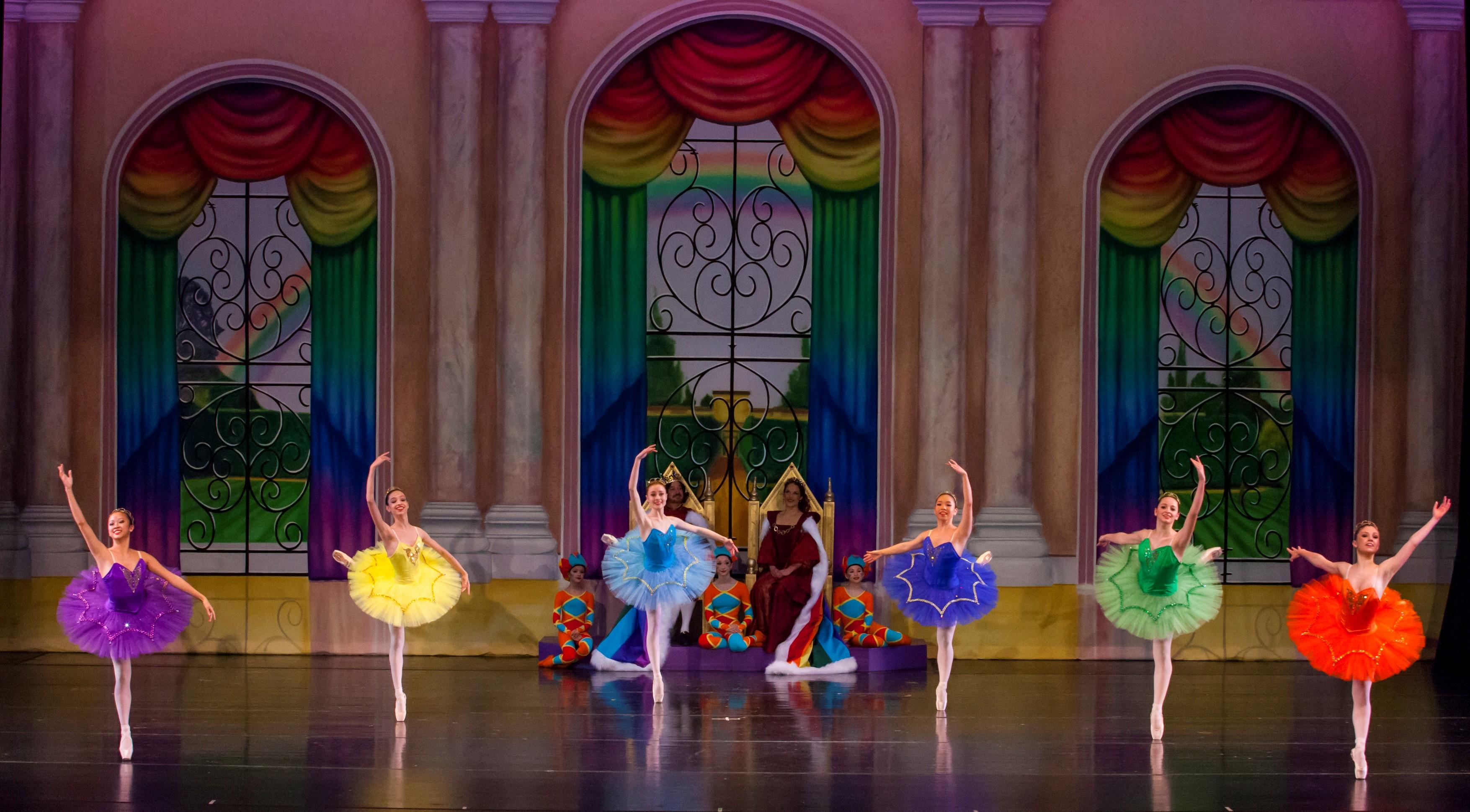 The Rainbow King- Night–14