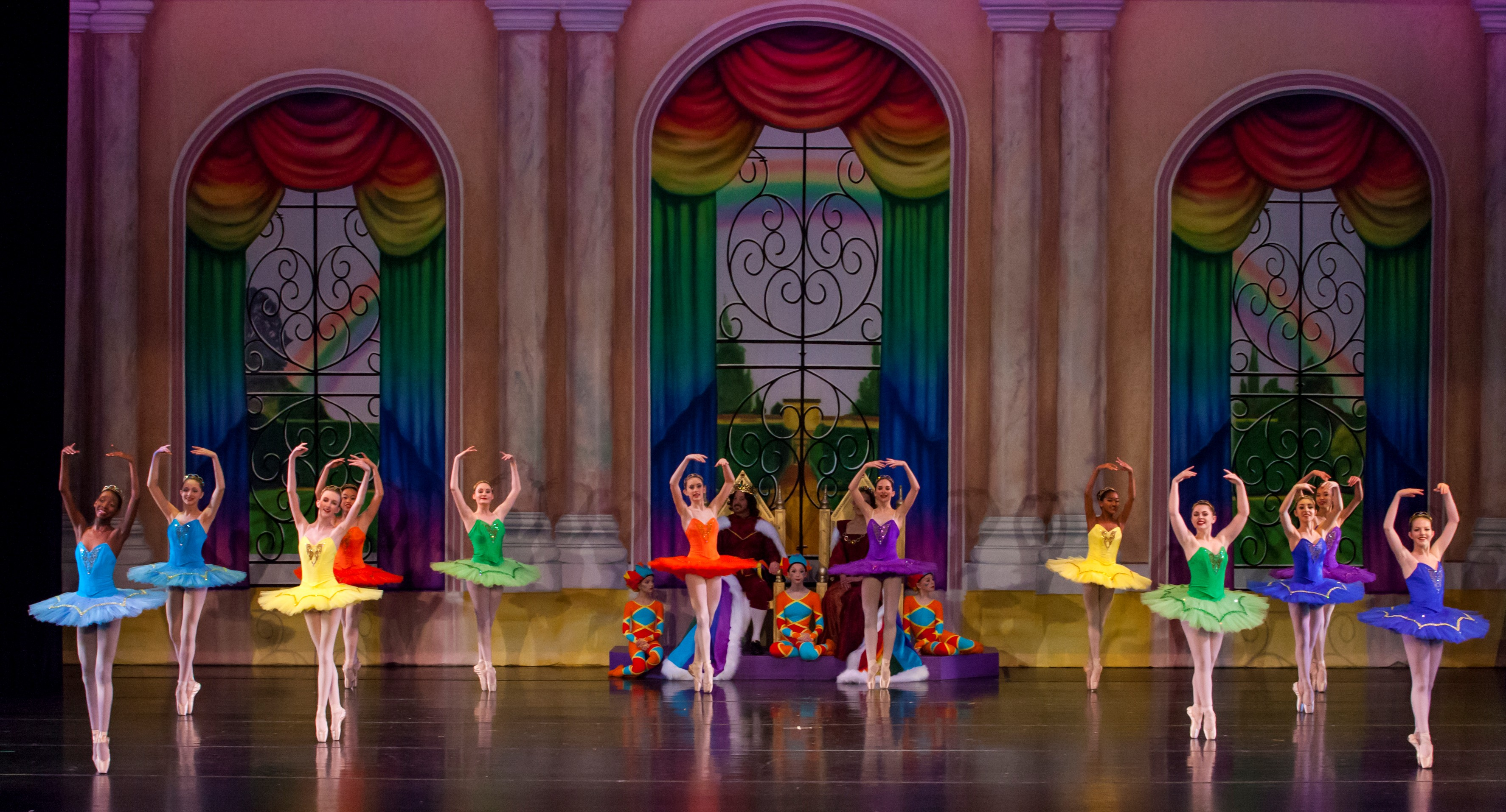 The Rainbow King- Night–15
