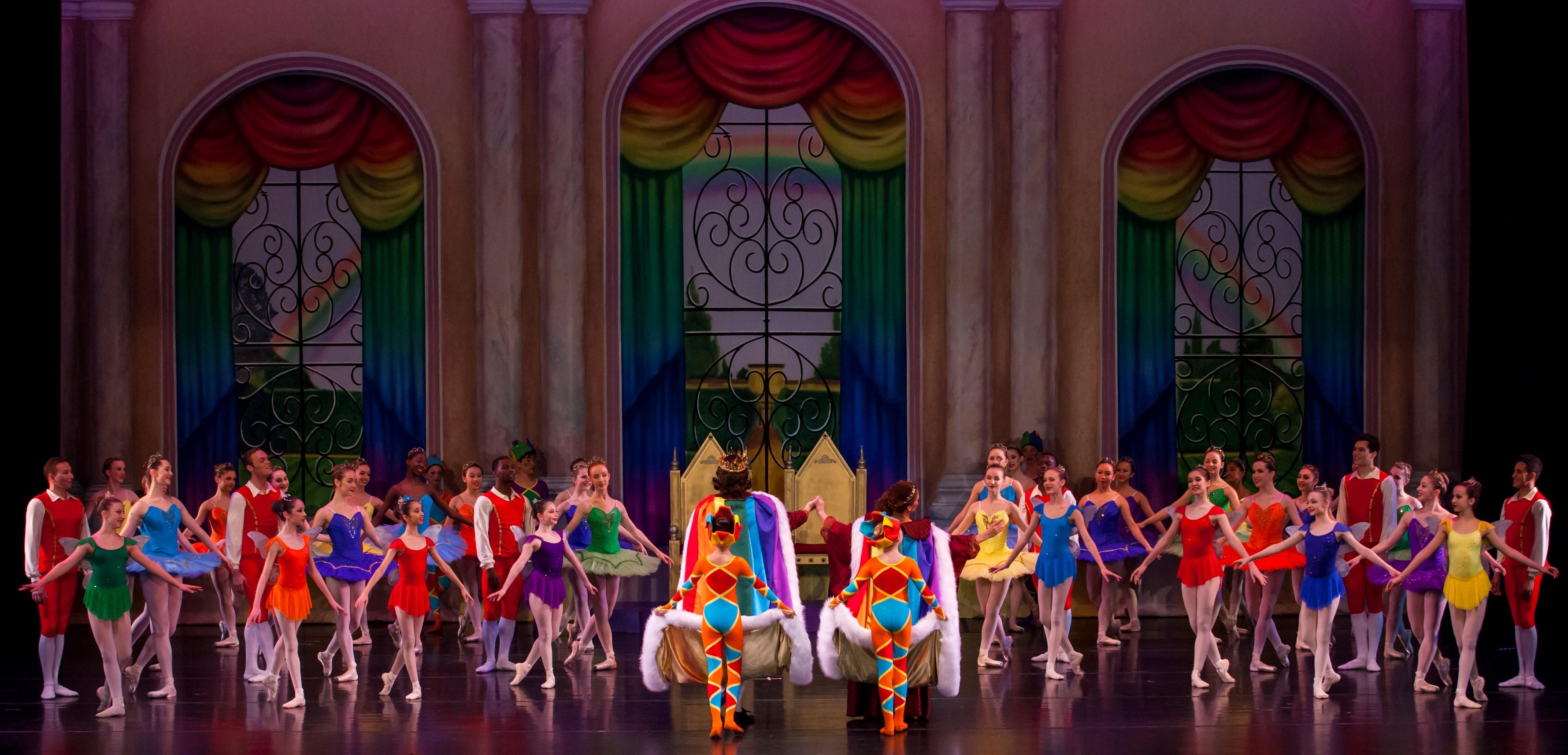 The Rainbow King- Night–2