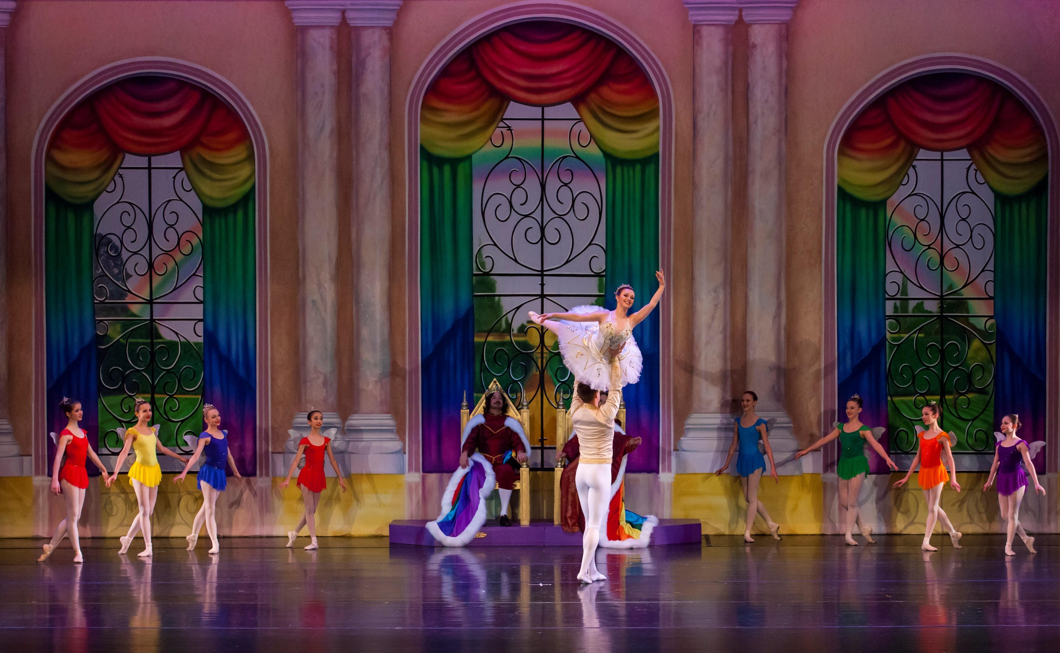 The Rainbow King- Night–46