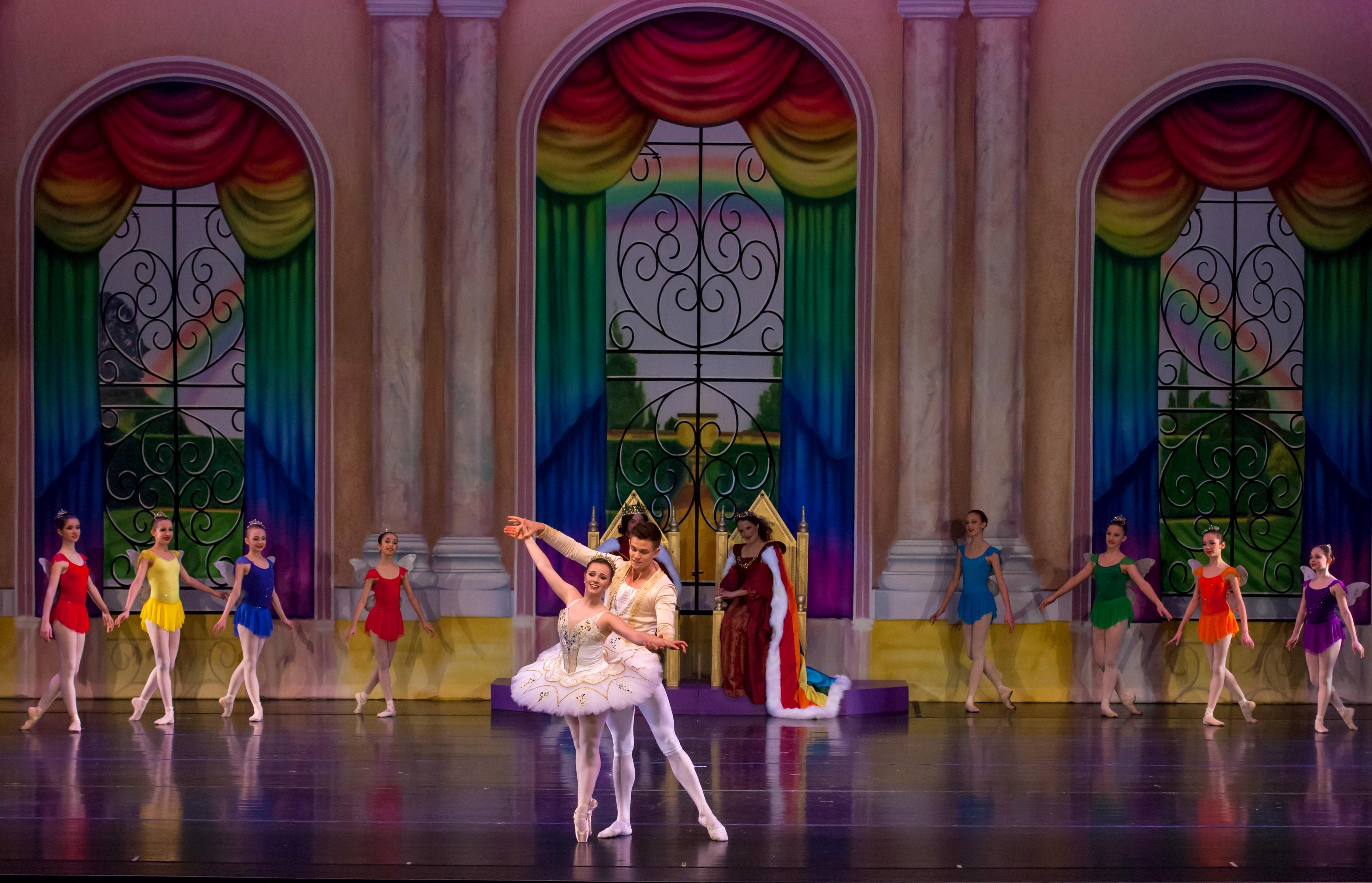 The Rainbow King- Night–50