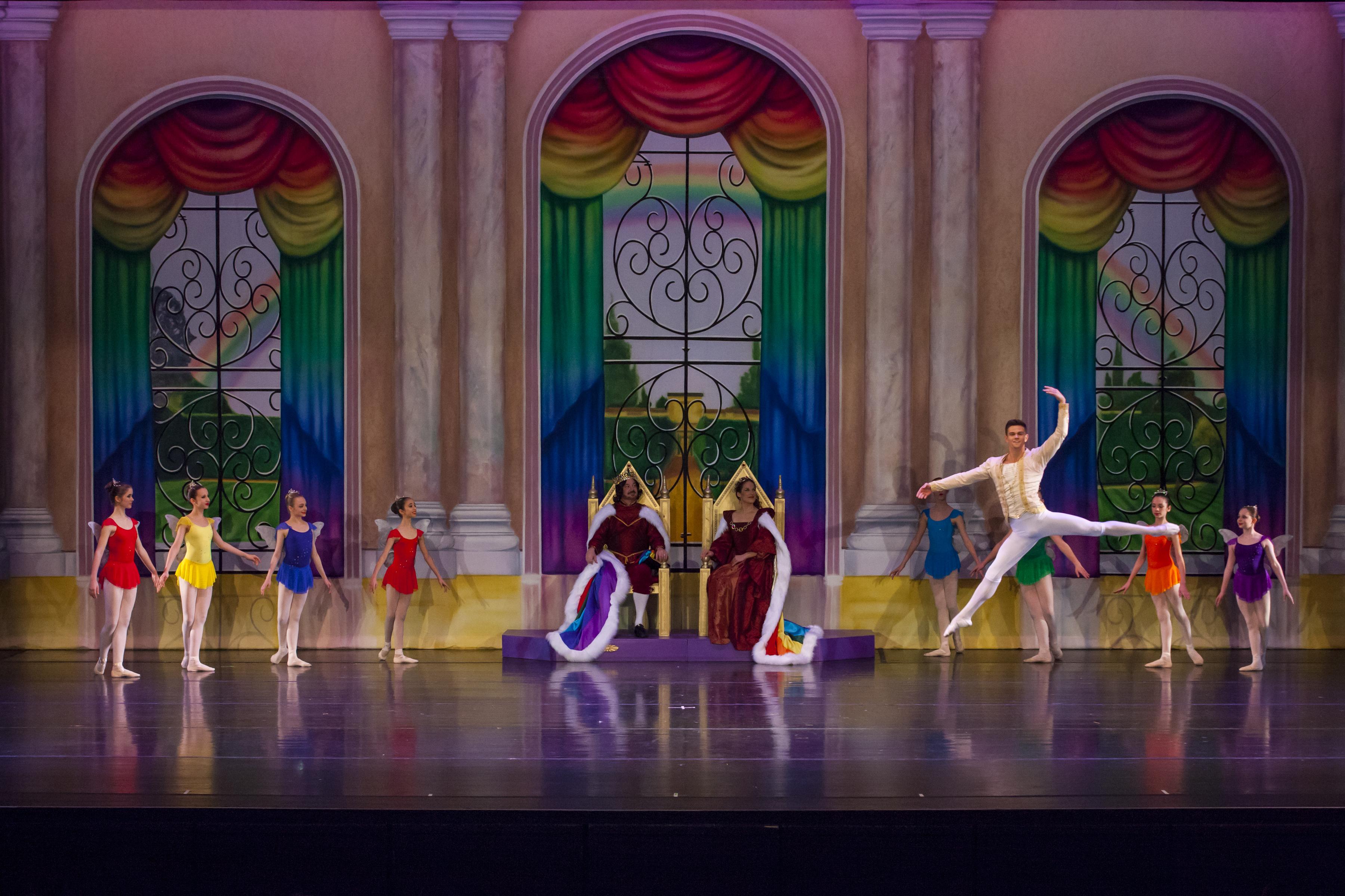 The Rainbow King- Night–54