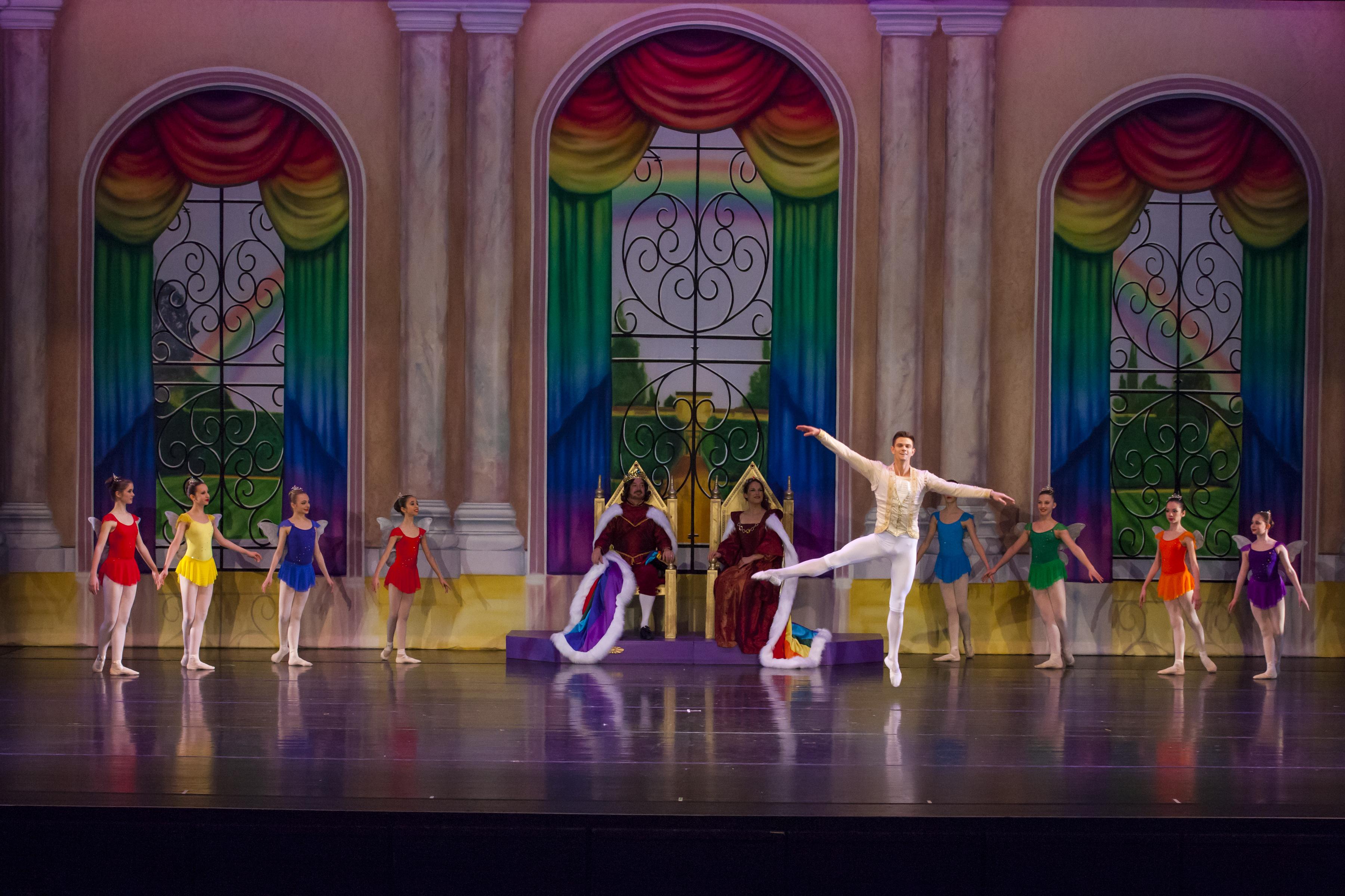 The Rainbow King- Night–55