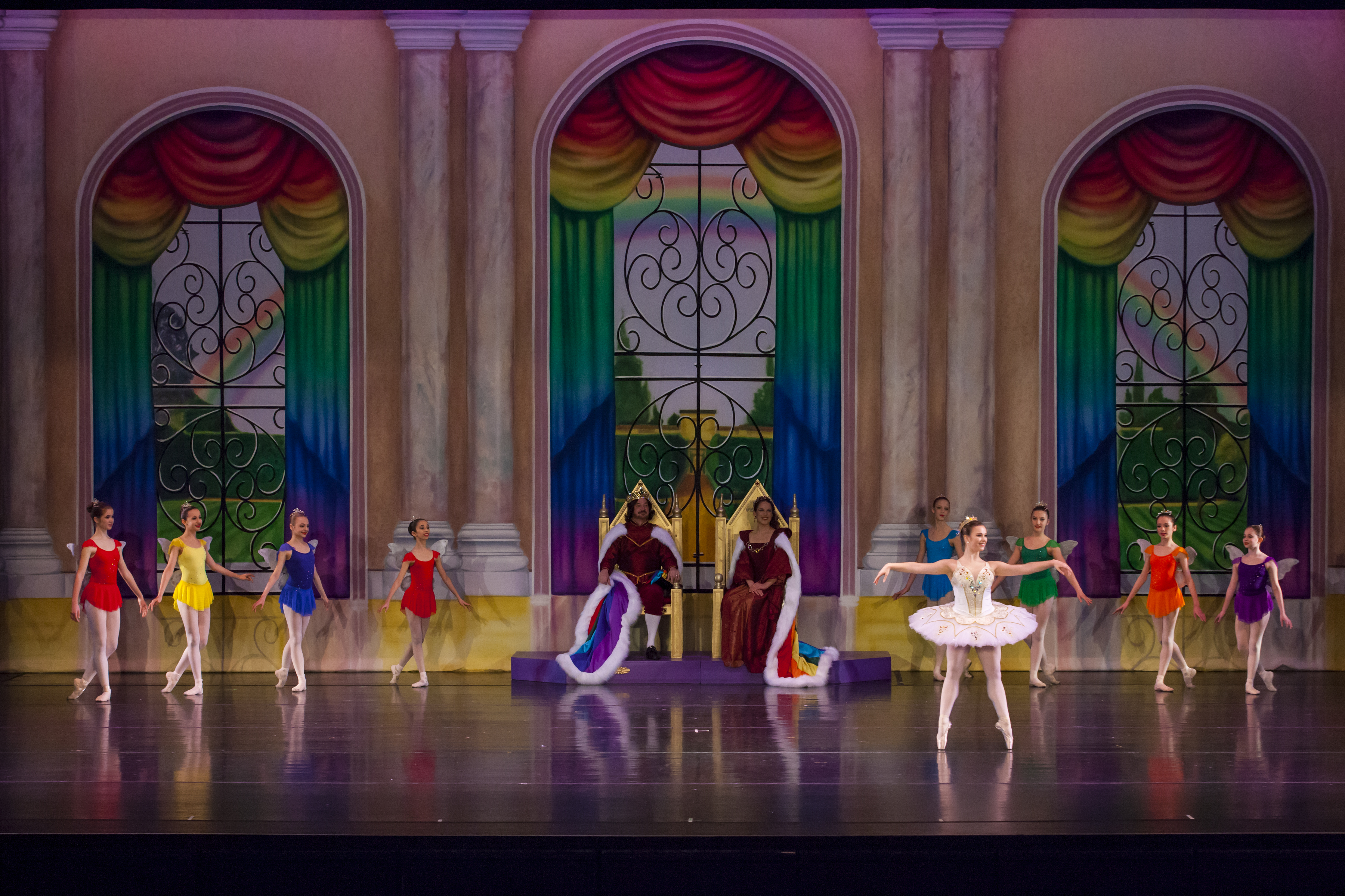 The Rainbow King- Night–61