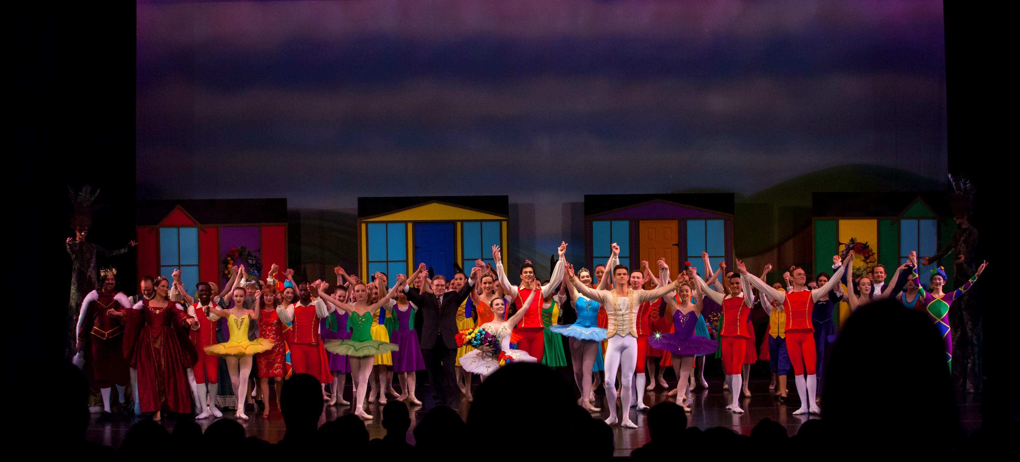 The Rainbow King- Night–90